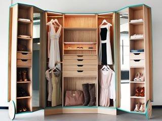 custom closet services